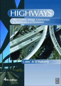 Ebook in inglese Highways, Fourth Edition O'Flaherty, Coleman A.