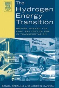 Ebook in inglese Hydrogen Energy Transition Cannon, James S. , Sperling, Daniel