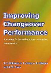 Improving Changeover Performance