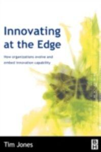 Ebook in inglese Innovating at the Edge Jones, Tim