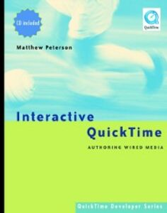 Ebook in inglese Interactive QuickTime Peterson, Matthew R.