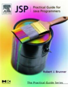 Ebook in inglese JSP Brunner, Robert