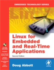 Ebook in inglese Linux for Embedded and Real-time Applications Abbott, Doug