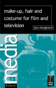 Ebook in inglese Make-Up, Hair and Costume for Film and Television Musgrove, Jan