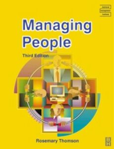 Foto Cover di Managing People, Ebook inglese di Rosemary Thomson, edito da Elsevier Science