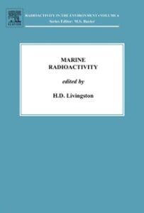Ebook in inglese Marine Radioactivity