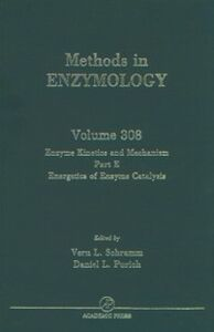 Foto Cover di Enzyme Kinetics and Mechanisms, Part E, Energetics of Enzyme Catalysis, Ebook inglese di  edito da Elsevier Science