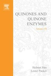 Quinones and Quinone Enzymes, Part A