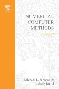 Ebook in inglese Numerical Computer Methods, Part E -, -