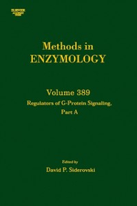 Ebook in inglese Regulators of G Protein Signalling, Part A -, -