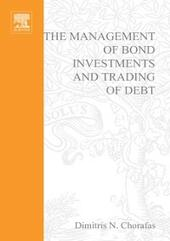 Management of Bond Investments and Trading of Debt