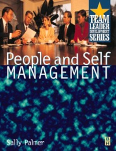 Ebook in inglese People and Self Management Palmer, Sally