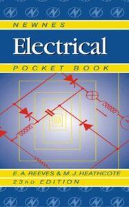 Ebook in inglese Newnes Electrical Pocket Book Heathcote, Martin , Reeves, E A