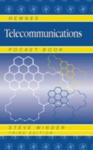 Ebook in inglese Newnes Telecommunications Pocket Book Winder, Steve