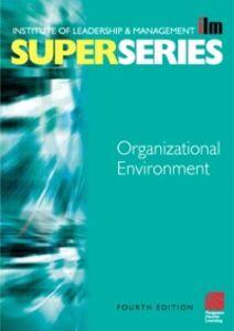 Foto Cover di Organisational Environment Super Series, Ebook inglese di  edito da Elsevier Science