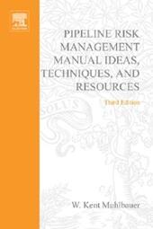 Pipeline Risk Management Manual