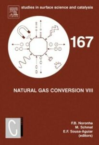 Ebook in inglese Natural Gas Conversion VIII -, -
