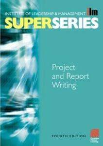 Ebook in inglese Project and Report Writing Super Series