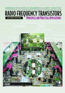 Ebook in inglese Radio Frequency Transistors Dye, Norman , Granberg, Helge