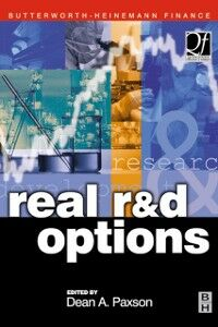 Ebook in inglese Real R & D Options