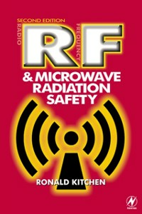 Ebook in inglese RF and Microwave Radiation Safety Kitchen, Ronald