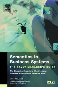 Ebook in inglese Semantics in Business Systems McComb, Dave