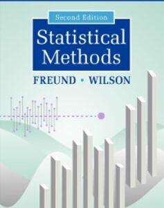 Foto Cover di Statistical Methods, Ebook inglese di Rudolf J. Freund,William J. Wilson, edito da Elsevier Science