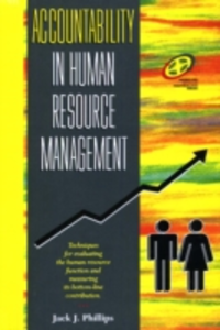 Ebook in inglese Accountability in Human Resource Management Phillips, Jack J.
