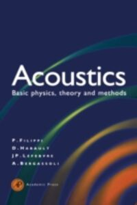 Foto Cover di Acoustics, Ebook inglese di AA.VV edito da Elsevier Science