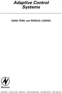 Ebook in inglese Adaptive Control Systems Feng, Gang , Lozano, Rogelio