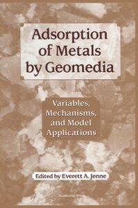 Ebook in inglese Adsorption of Metals by Geomedia