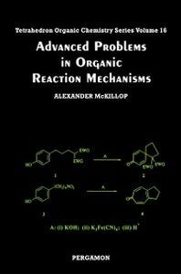 Ebook in inglese Advanced Problems in Organic Reaction Mechanisms