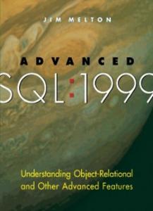 Ebook in inglese Advanced SQL:1999 Melton, Jim