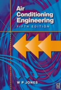 Ebook in inglese Air Conditioning Engineering Jones, W.P.