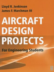 Ebook in inglese Aircraft Design Projects Jenkinson, Lloyd R. , Marchman, Jim
