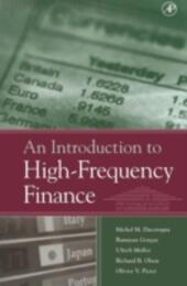 Introduction to High-Frequency Finance