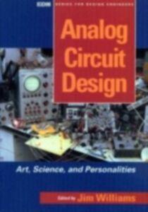 Ebook in inglese Analog Circuit Design