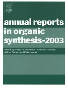 Ebook in inglese Annual Reports in Organic Synthesis (2003) -, -