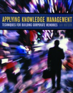 Ebook in inglese Applying Knowledge Management -, -