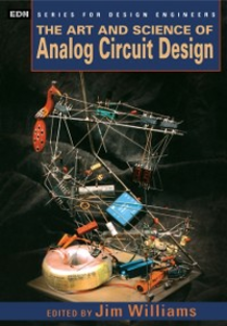 Ebook in inglese Art and Science of Analog Circuit Design -, -