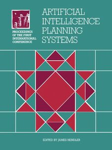 Foto Cover di Artificial Intelligence Planning Systems, Ebook inglese di James Hendler, edito da Elsevier Science