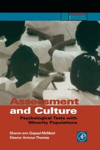 Ebook in inglese Assessment and Culture Armour-Thomas, Eleanor , McNicol, Sharon-ann Gopaul