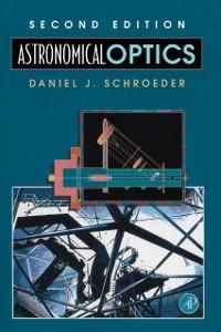 Ebook in inglese Astronomical Optics Schroeder, Daniel J.