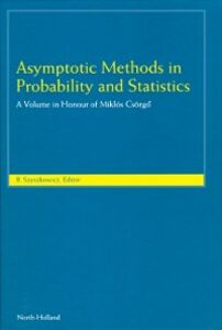 Ebook in inglese Asymptotic Methods in Probability and Statistics -, -