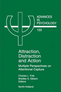 Ebook in inglese Attraction, Distraction and Action -, -