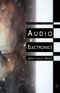 Foto Cover di Audio Electronics, Ebook inglese di John Linsley Hood, edito da Elsevier Science