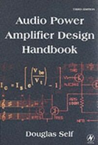 Ebook in inglese Audio Power Amplifier Design Handbook Self, Douglas