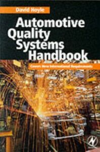 Ebook in inglese Automotive Quality Systems Handbook Hoyle, David