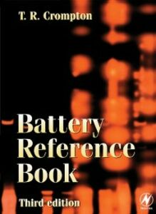 Ebook in inglese Battery Reference Book Crompton, Thomas P J
