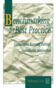 Foto Cover di Benchmarking for Best Practice, Ebook inglese di Mohamed Zairi, edito da Elsevier Science